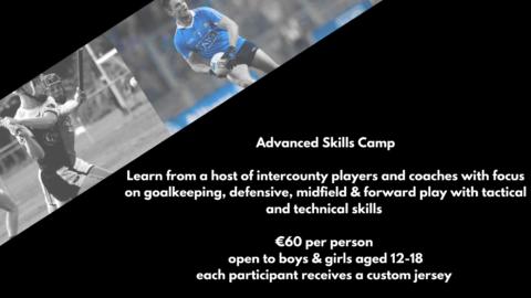 Your Advanced Camp Coaches So Far…