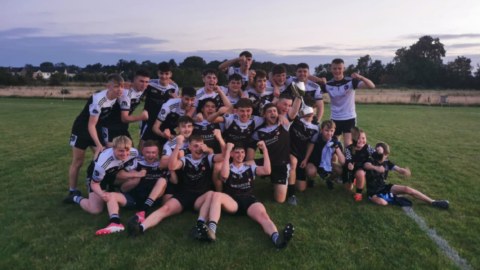 Championship Success for our Minor Boys